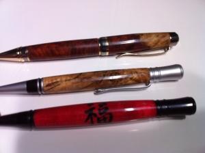 A few pens