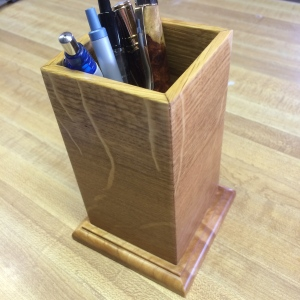 The QSWO Pencil Holder