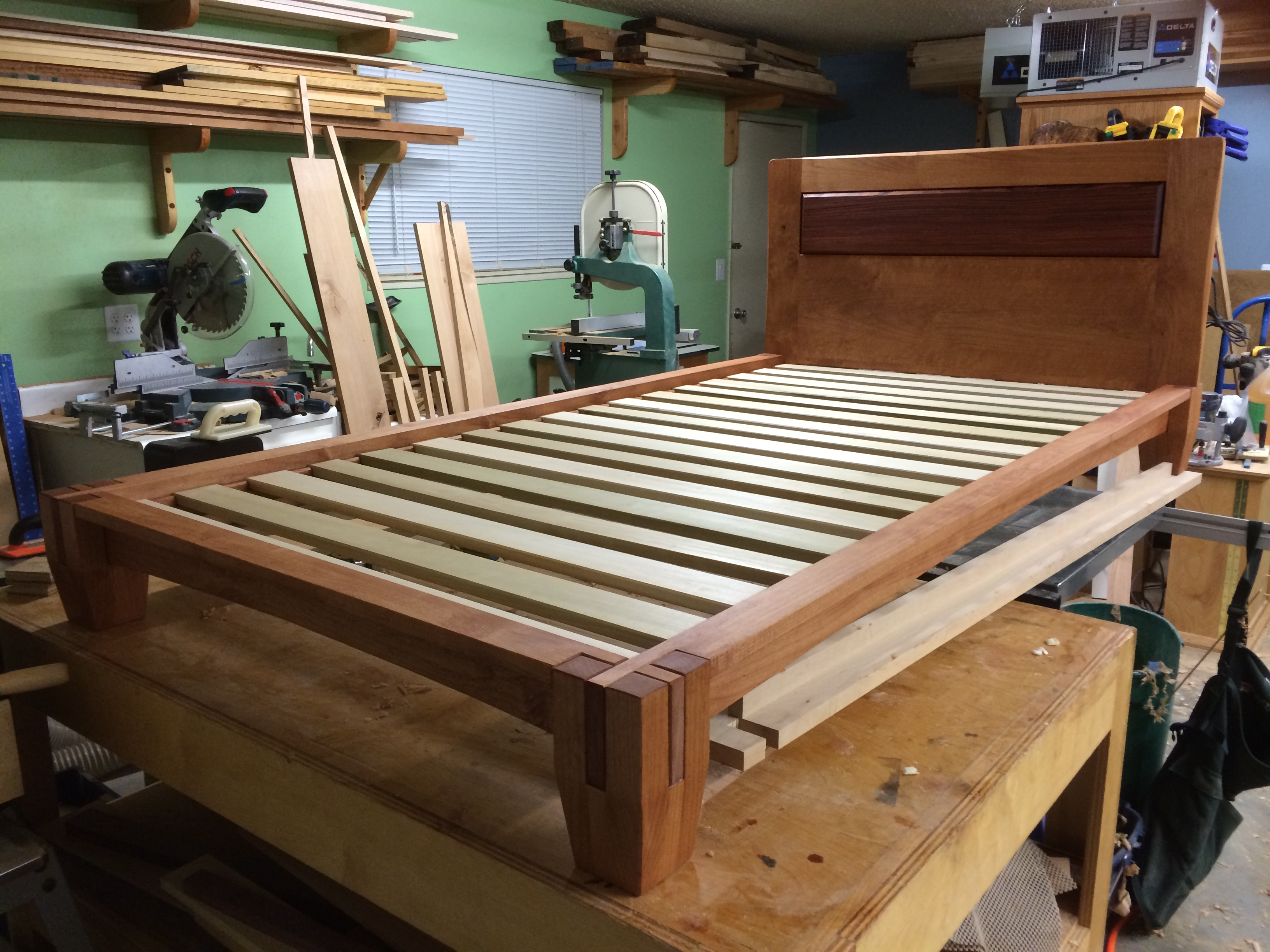 Diy Tatami Style Platform Bed With Downloadable Plans Woodworking