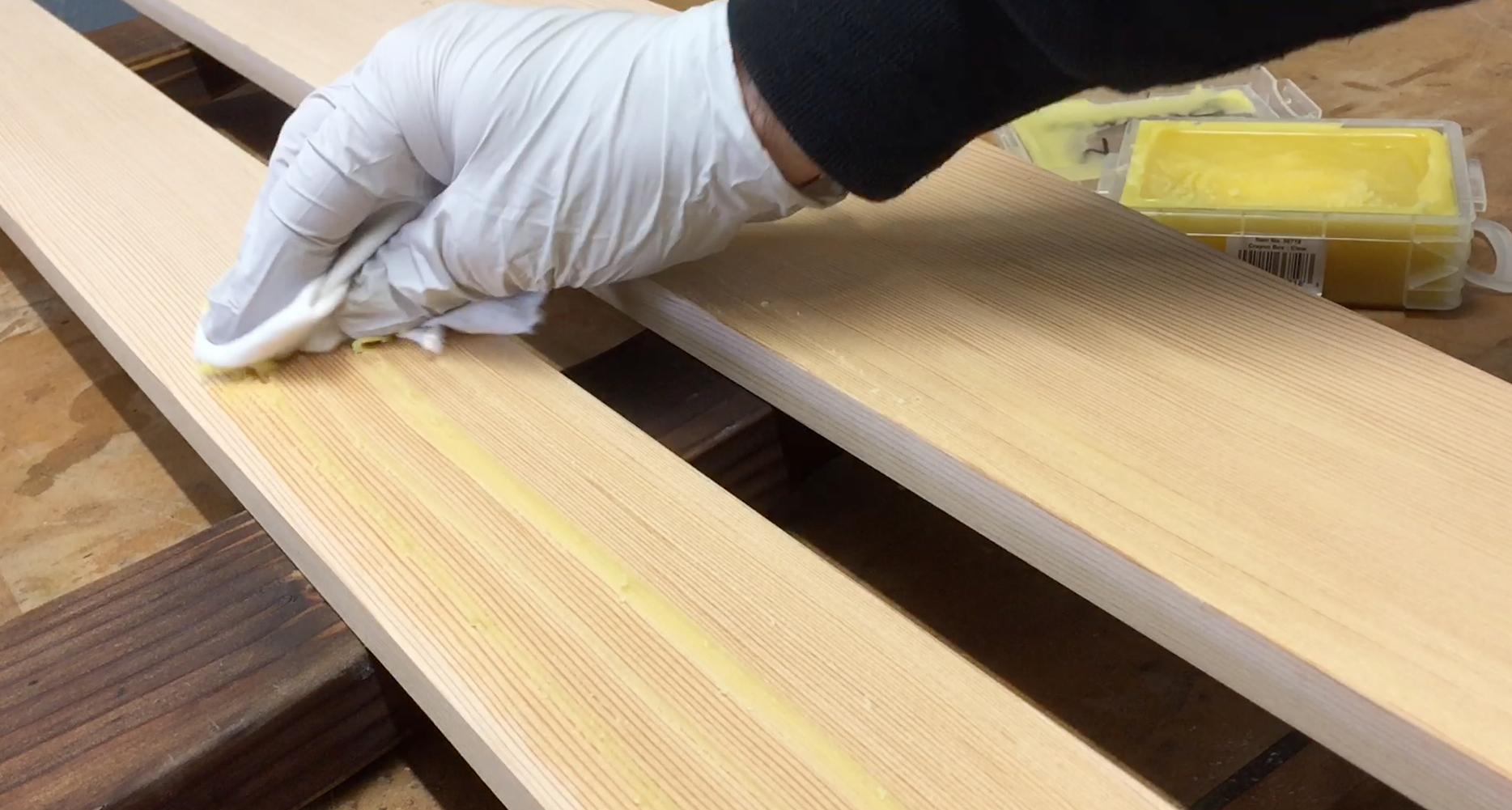 Beeswax Waterproofing/Wood Finish Paste – Woodworking