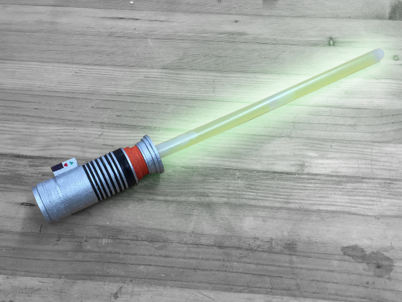 Glow Stick Lightsaber