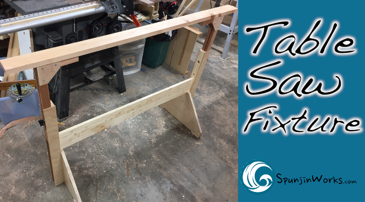 Table Saw Outrigger